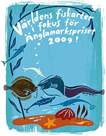 Affisch Änglamarkpriset 2009