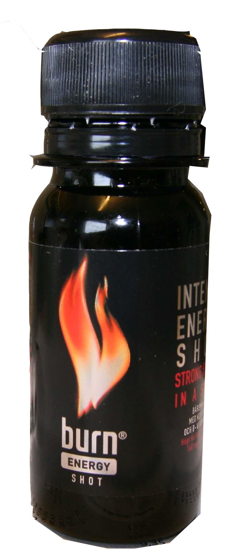 Energidryck burn energy