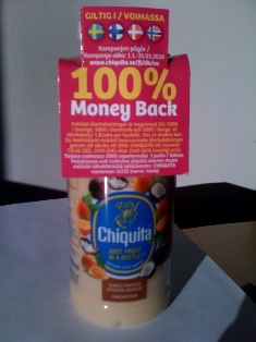 Chiquita Money Back