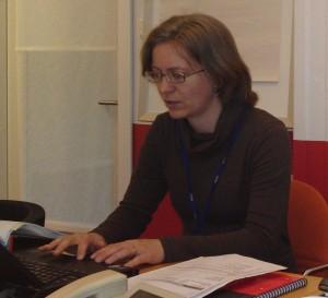 Kvalitetschef Lena Malm funderar över Coops egna varumärken
