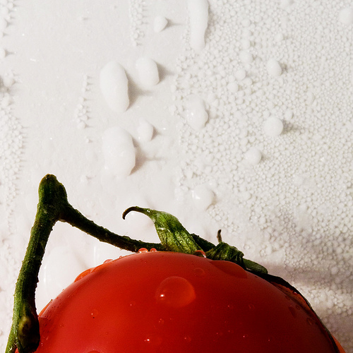 Tomat i kyl