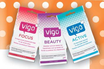 Vigo beauty snygg tuggummi