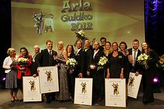 Vinnare Arlas Guldko 2012