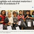 Matsvinn